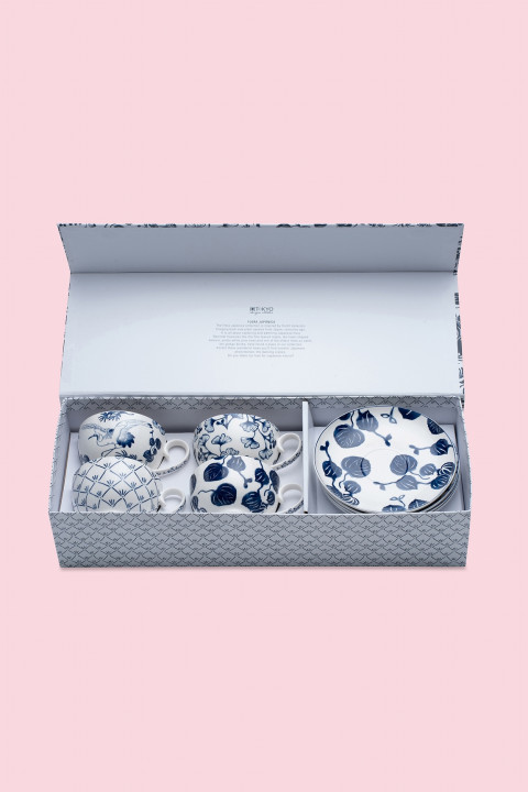 Cup And Saucer Giftbox