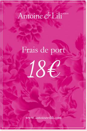 Frais De Port 18 Euros