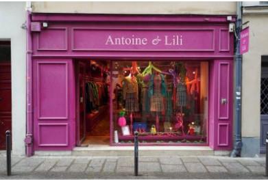 Paris rue du jour