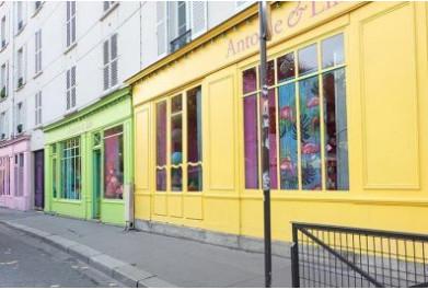 Paris - quai de Valmy
