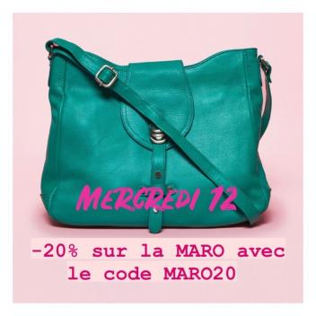C'est la semaine Antoine & Lili! 💐   -20% sur la MARO avec le code MARO20!